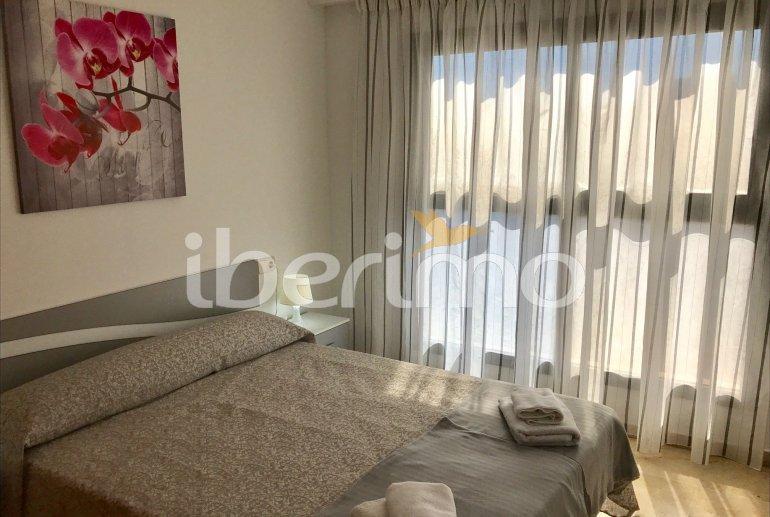 Appartement climatisé  à Benidorm pour 6 personnes avec piscine commune p8