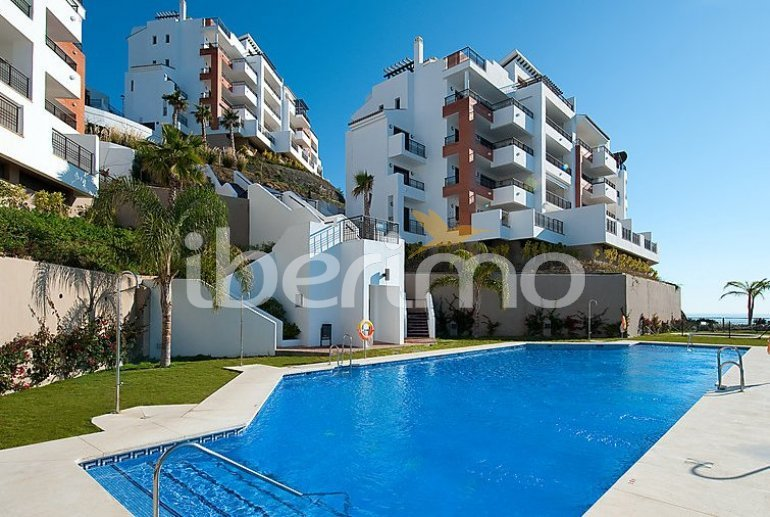 Appartement   à Torrox Costa pour 4 personnes avec piscine commune p9