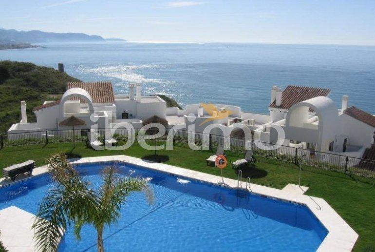 Appartement   à Torrox Costa pour 4 personnes avec piscine commune p4