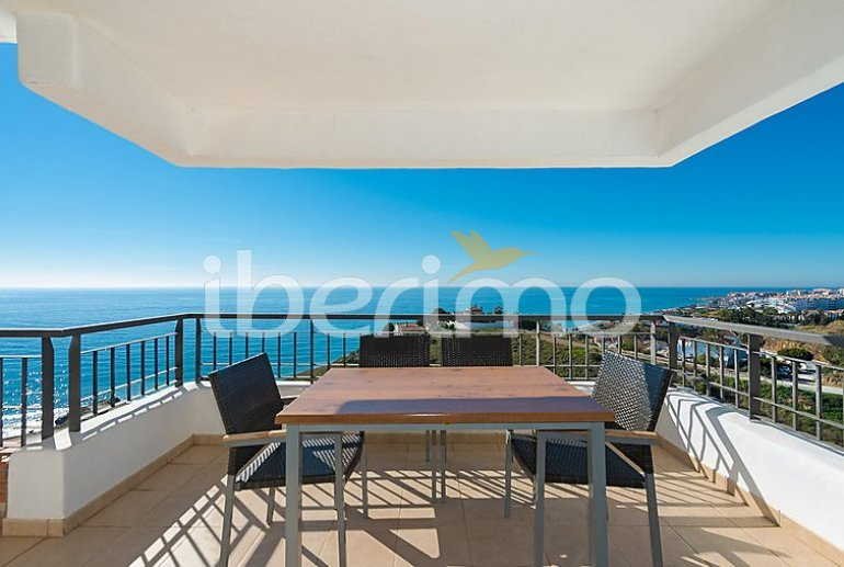 Appartement   à Torrox Costa pour 4 personnes avec piscine commune p5