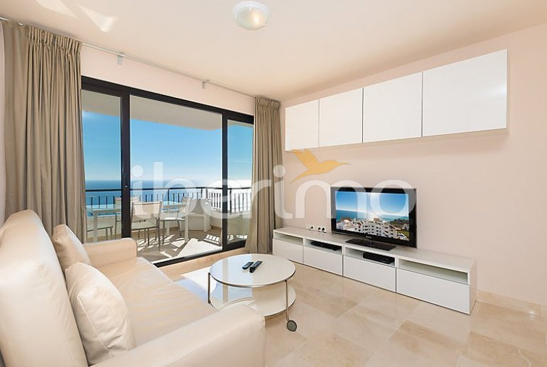 Appartement   à Torrox Costa pour 4 personnes avec piscine commune p6