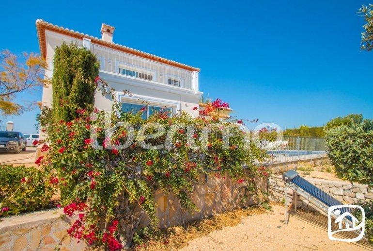 Villa   à Benissa pour 6 personnes avec piscine privée, vue mer et climatisation p5