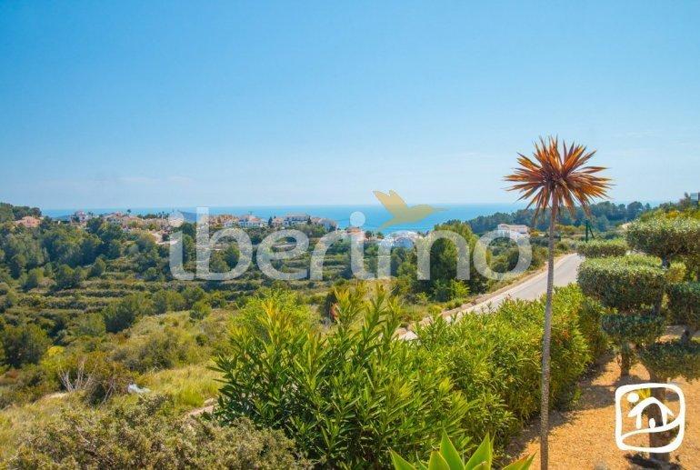 Villa   à Benissa pour 6 personnes avec piscine privée, vue mer et climatisation p8