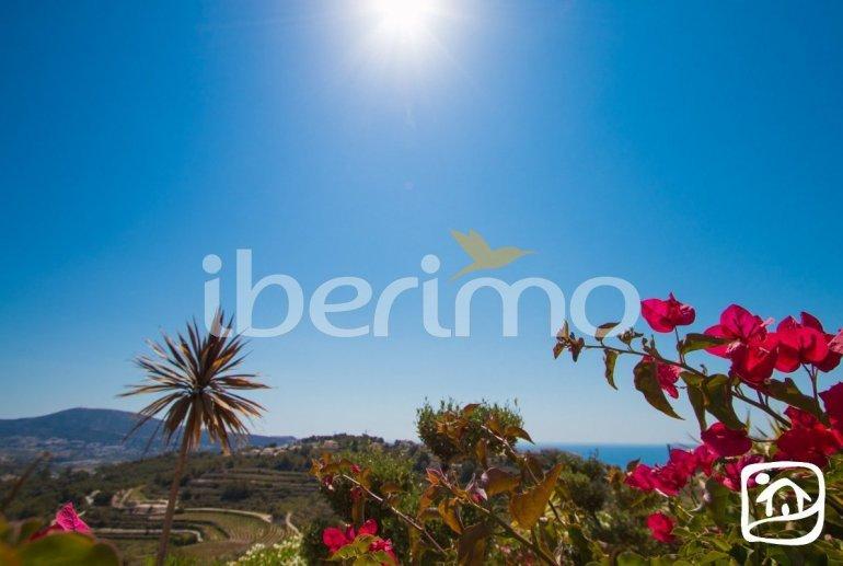 Villa   à Benissa pour 6 personnes avec piscine privée, vue mer et climatisation p10