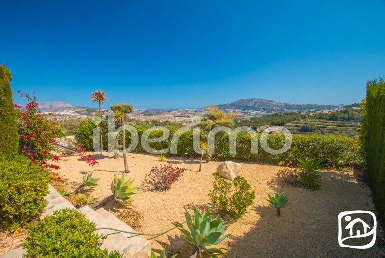 Villa   à Benissa pour 6 personnes avec piscine privée, vue mer et climatisation p11