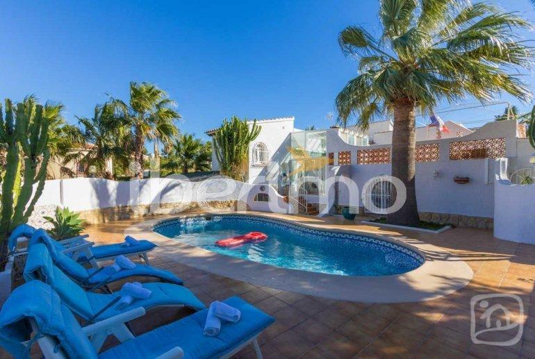 Villa   à Calpe pour 8 personnes avec piscine privée et climatisation p2