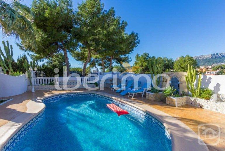 Villa   à Calpe pour 8 personnes avec piscine privée et climatisation p1