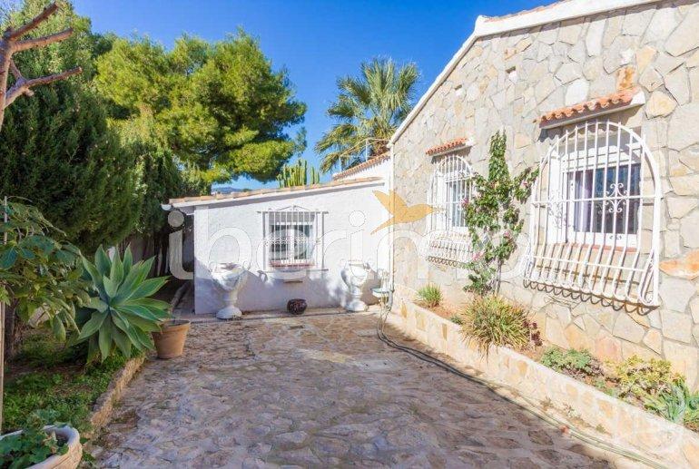 Villa   à Calpe pour 8 personnes avec piscine privée et climatisation p19