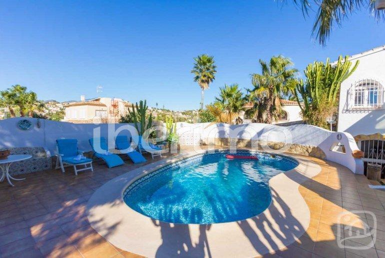 Villa   à Calpe pour 8 personnes avec piscine privée et climatisation p5