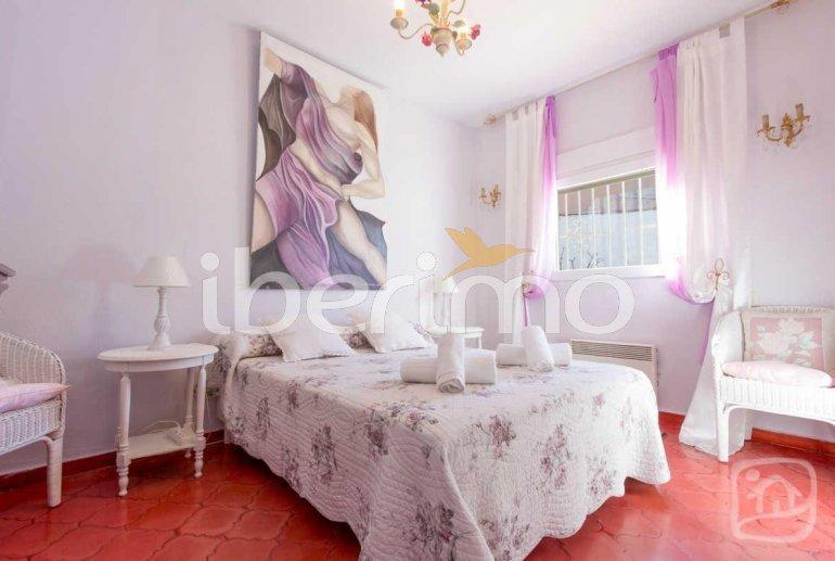 Villa   à Calpe pour 8 personnes avec piscine privée et climatisation p13