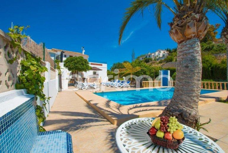 Villa   à Benissa pour 15 personnes avec piscine privée sécurisée, vue mer et Wifi p2