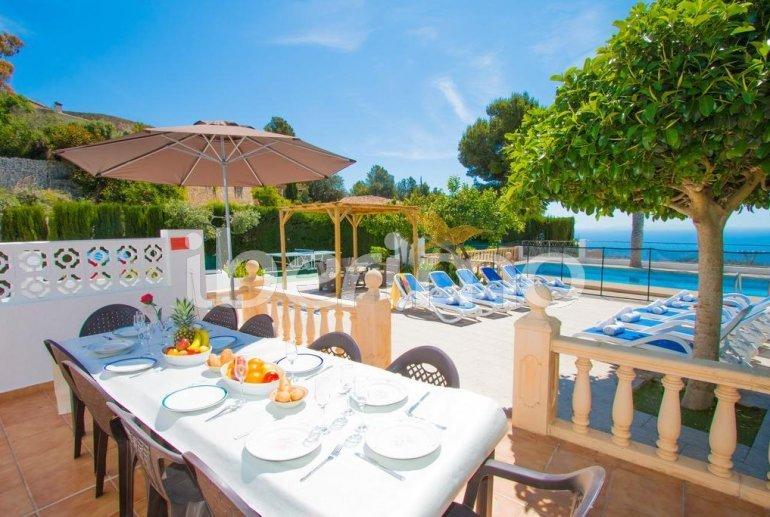 Villa   à Benissa pour 15 personnes avec piscine privée sécurisée, vue mer et Wifi p3
