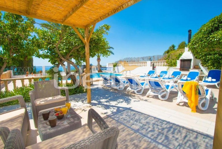 Villa   à Benissa pour 15 personnes avec piscine privée sécurisée, vue mer et Wifi p8