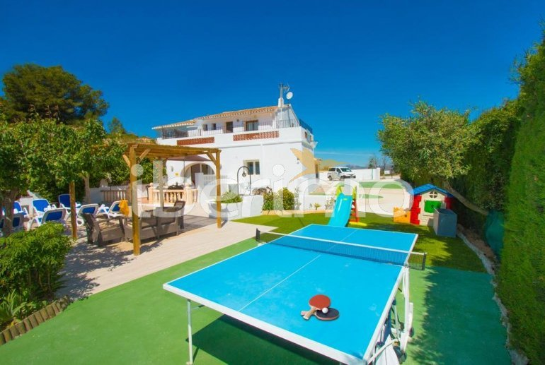 Villa   à Benissa pour 15 personnes avec piscine privée sécurisée, vue mer et Wifi p6
