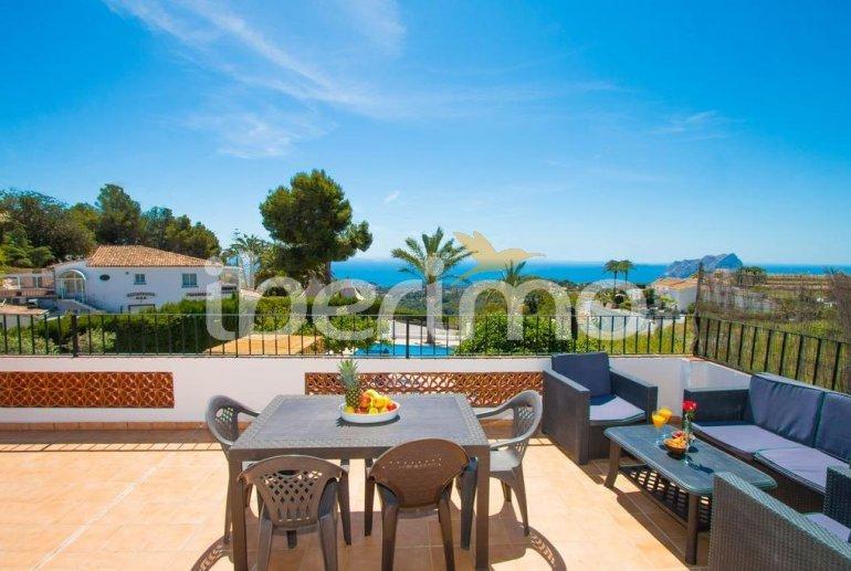 Villa   à Benissa pour 15 personnes avec piscine privée sécurisée, vue mer et Wifi p7