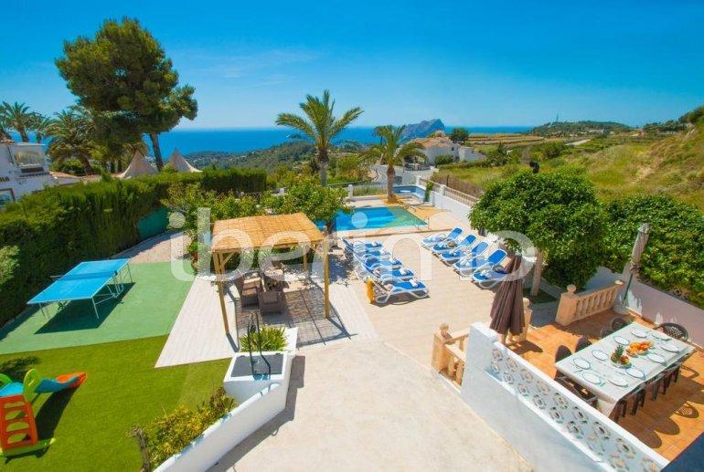Villa   à Benissa pour 15 personnes avec piscine privée sécurisée, vue mer et Wifi p9