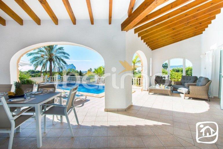 Villa   à Calpe pour 8 personnes avec piscine privée, climatisation et wifi p19