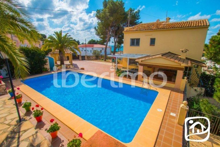 Villa   à Benissa pour 12 personnes avec piscine privée et Wifi p3