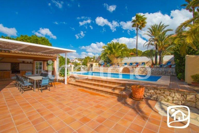 Villa   à Benissa pour 12 personnes avec piscine privée et Wifi p7