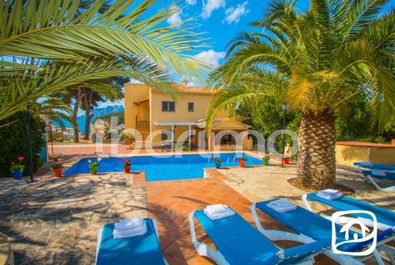Villa   à Benissa pour 12 personnes avec piscine privée et Wifi p0