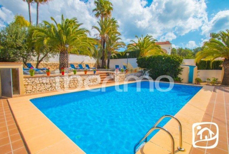 Villa   à Benissa pour 12 personnes avec piscine privée et Wifi p5