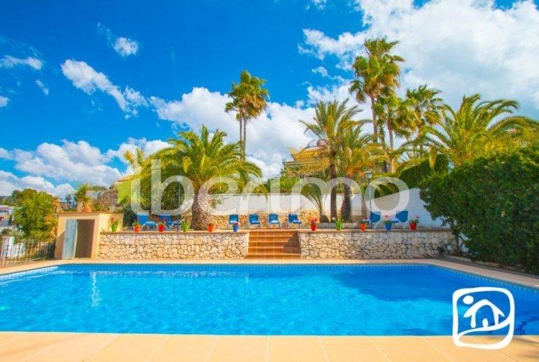 Villa   à Benissa pour 12 personnes avec piscine privée et Wifi p6