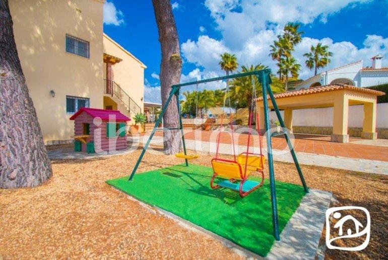 Villa   à Benissa pour 12 personnes avec piscine privée et Wifi p25