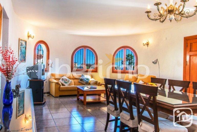 Villa   à Benissa pour 12 personnes avec piscine privée, petite vue mer et internet p12