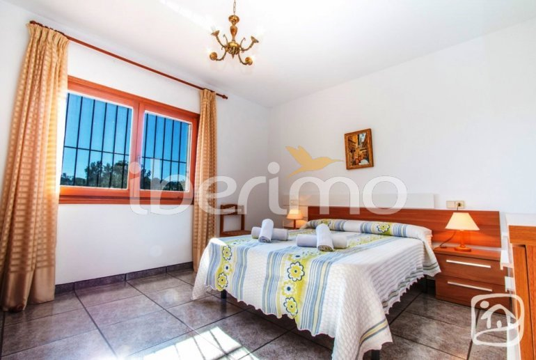 Villa   à Benissa pour 12 personnes avec piscine privée, petite vue mer et internet p16