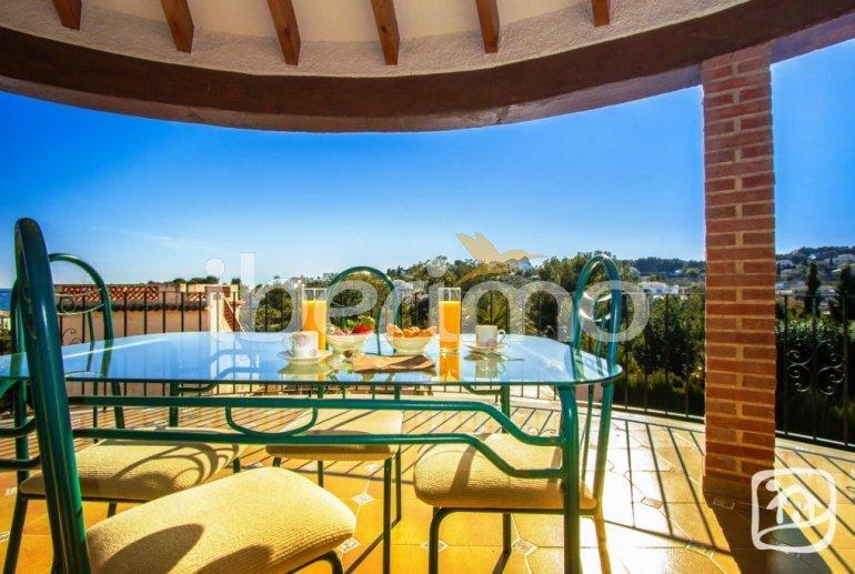 Villa   à Benissa pour 12 personnes avec piscine privée, petite vue mer et internet p6