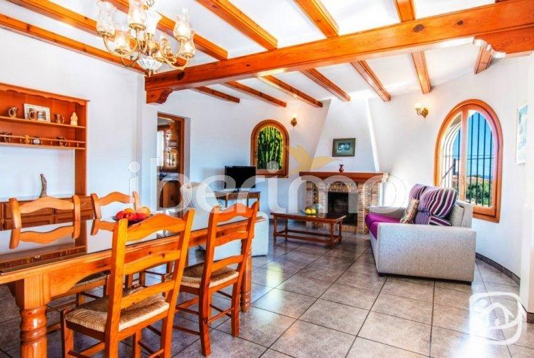 Villa   à Benissa pour 12 personnes avec piscine privée, petite vue mer et internet p9