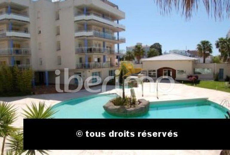 Appartement   à Rosas pour 5 personnes avec piscine commune p0