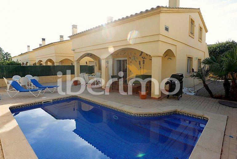 Villa   à Deltebre  -  Riumar pour 11 personnes avec piscine privée p0