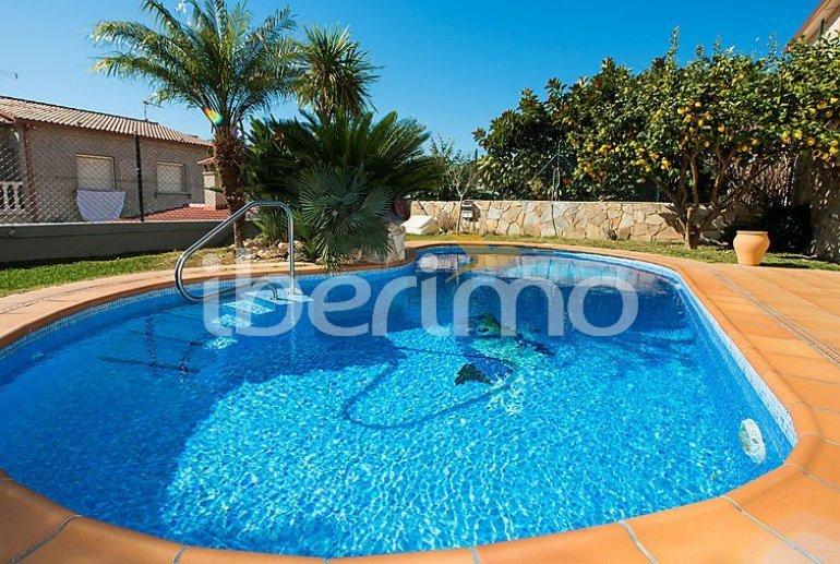 Villa   à Segur de Calafell pour 8 personnes avec piscine privée p0