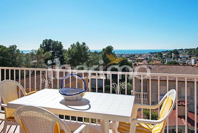 Villa   à Segur de Calafell pour 8 personnes avec piscine privée p8