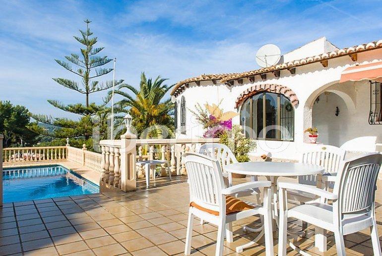 Villa   à Javea pour 6 personnes avec piscine privée p8