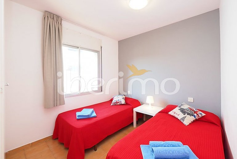 Appartement   à Rosas pour 4 personnes avec lave-linge p10