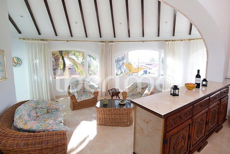 Villa   à Calpe pour 6 personnes avec piscine privée p9