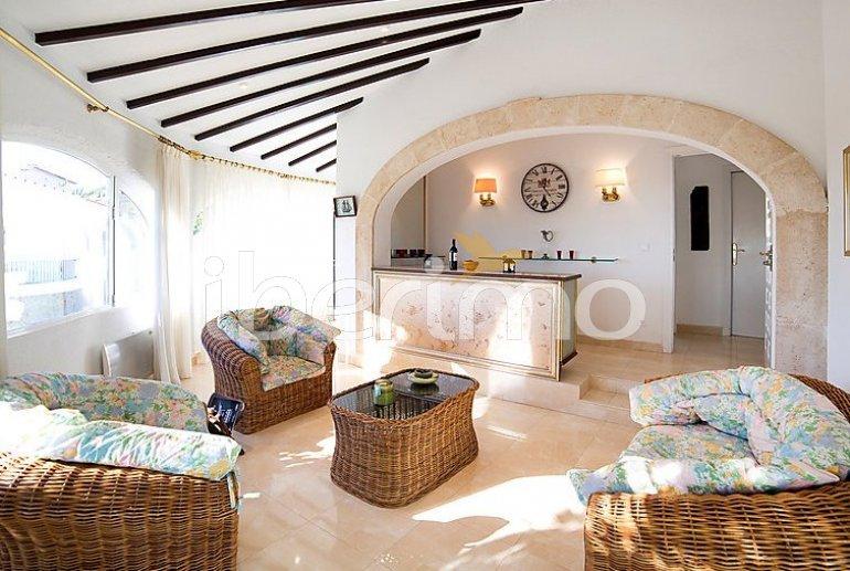 Villa   à Calpe pour 6 personnes avec piscine privée p10