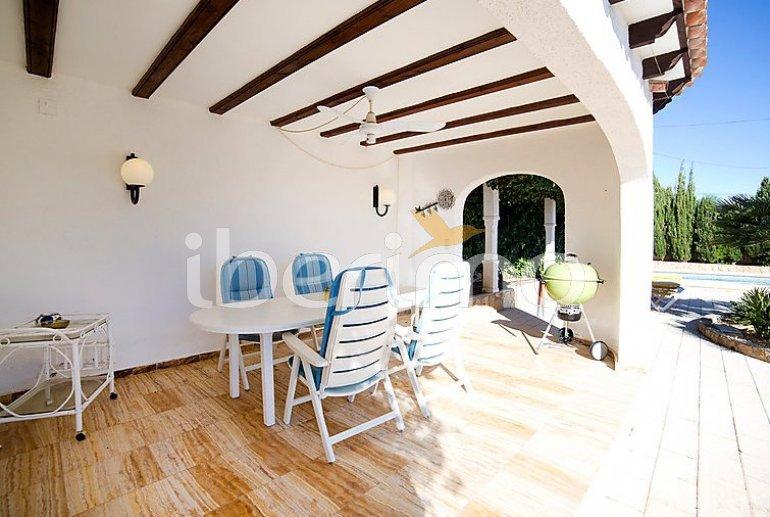 Villa   à Calpe pour 6 personnes avec piscine privée p5