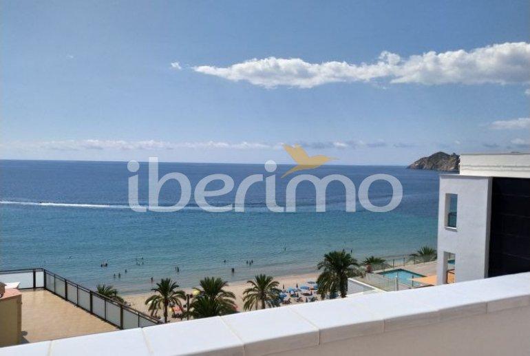 Appartement   à Benidorm pour 4 personnes avec belle vue mer p5
