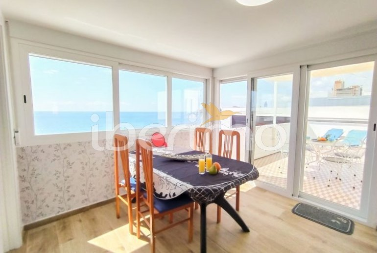 Appartement   à Benidorm pour 4 personnes avec belle vue mer p8