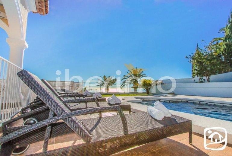 Villa   à Moraira pour 10 personnes avec piscine privée, vue mer et climatisation p5