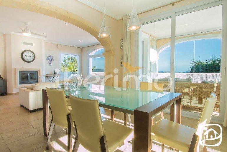 Villa   à Moraira pour 10 personnes avec piscine privée, vue mer et climatisation p10