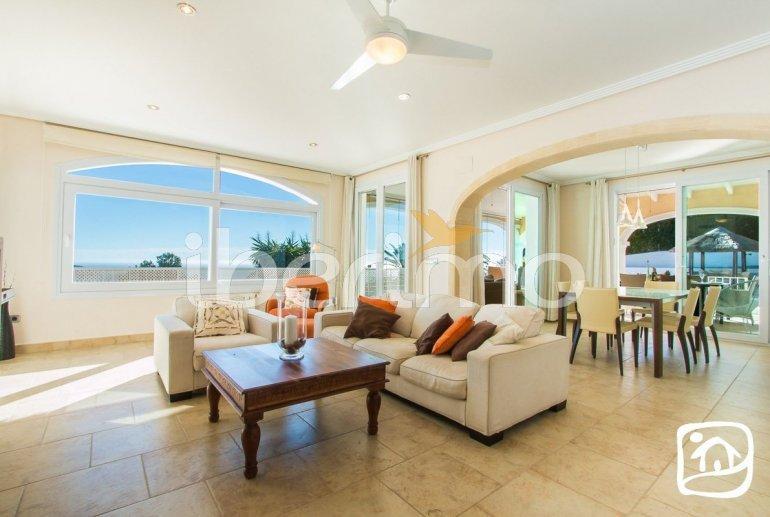 Villa   à Moraira pour 10 personnes avec piscine privée, vue mer et climatisation p11
