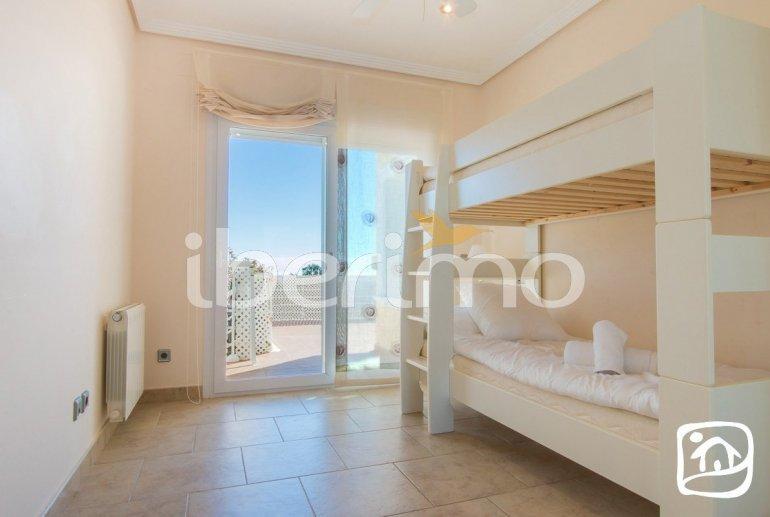 Villa   à Moraira pour 10 personnes avec piscine privée, vue mer et climatisation p13