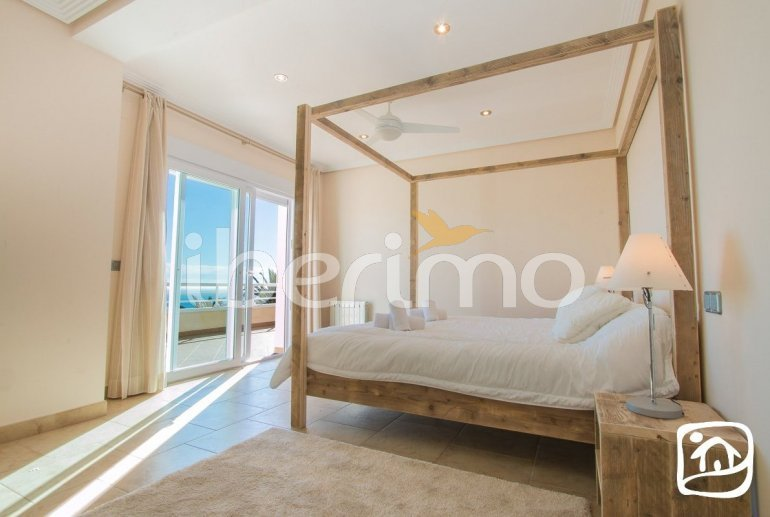 Villa   à Moraira pour 10 personnes avec piscine privée, vue mer et climatisation p1
