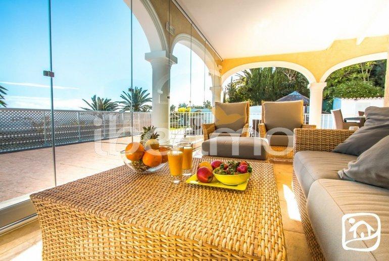 Villa   à Moraira pour 10 personnes avec piscine privée, vue mer et climatisation p20