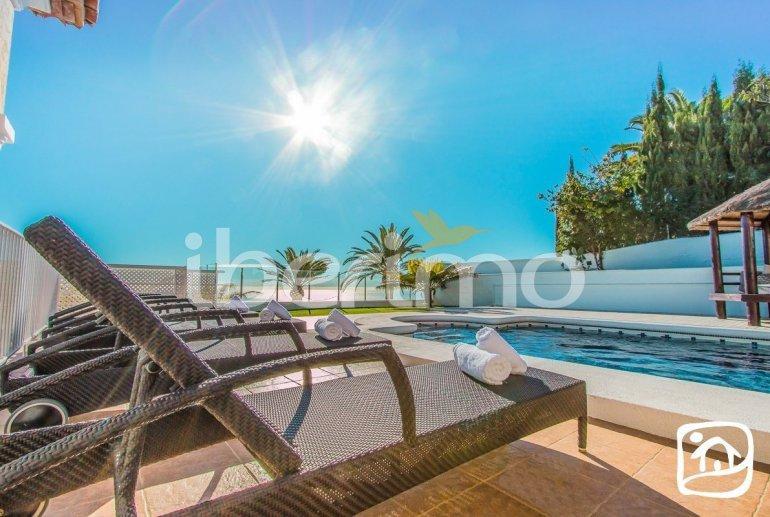 Villa   à Moraira pour 10 personnes avec piscine privée, vue mer et climatisation p21