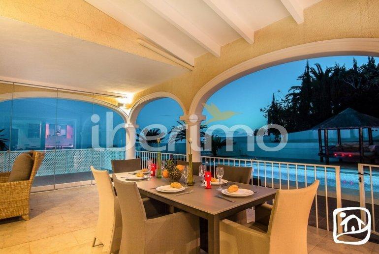 Villa   à Moraira pour 10 personnes avec piscine privée, vue mer et climatisation p3